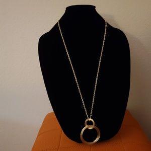 Anna & Ava Goldtone Long Necklace